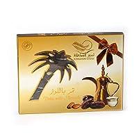 Kingdom Dates Dates with Almond Box, 250g