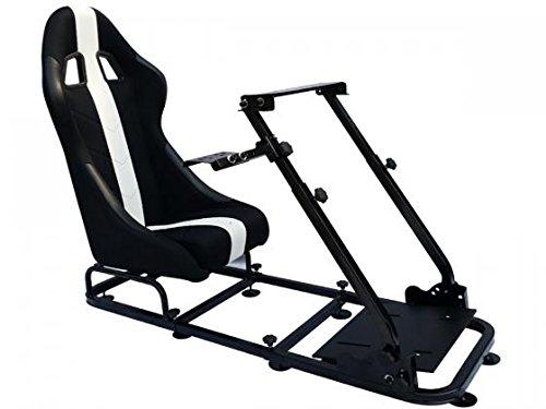 fk-automotive-game-seat-spielsitz-fur-pc-und-spielekonsolen-stoff-schwarz-weiss