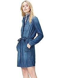 4ec44376207c Suchergebnis auf Amazon.de für  jeanskleid mit knopfleiste  Bekleidung