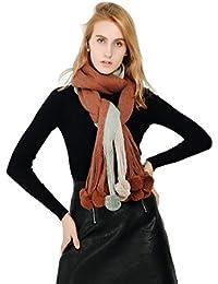 6b607bfe1c84 Amazon.fr   Felix   SiLK - Pashminas   Echarpes et foulards   Vêtements