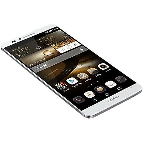 Huawei Ascend Mate7 16GB 4G Plata - Smartphone (SIM única, Android, GSM, UMTS, LTE, Barra)
