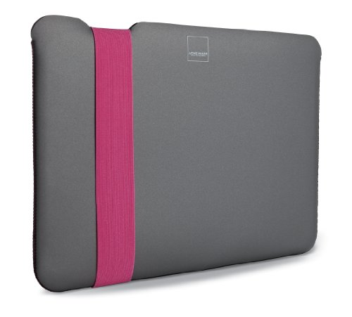 Acme Made Skinny Sleeve für Apple MacBook Pro 38,1 cm (15 Zoll) grau/pink (Macbook Made Air Acme)
