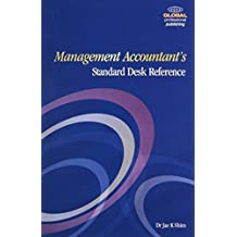 Management Accountant's Standard Desk Reference by Jae K. Shim (2008-09-10)