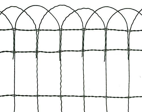 verdelook, rete zn/pl bordura h 40  m25