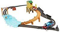 Dimensions: 40L X 7.5W X 31H cm.;Connect to other Trackmaster expansion packs and train sets to build your own custom-made motoriz...;Suitable for ages 3 - 6 years.;Contents: Fisher-Price Thomas & Friends TrackMaster Treasure Chase Set.;B...