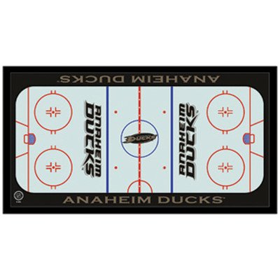 NHL Anaheim Ducks 28 x 52-Inch Floor Mat