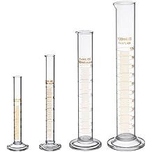 Vetro Pyrex – Set di cilindro graduato