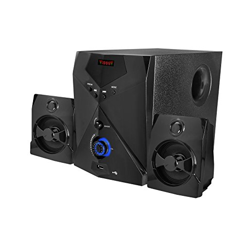 Tecnia Soul 201 2.1 Channel Bluetooth Home Home Theater System