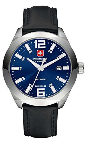 Swiss Military Hanowa Pegasus Automatik 05-5185.04.003L Swiss Made Saphirglas beschichtet