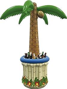 Flotar 07492 - Bañera inflable Palma con soporte para botellas, ca. 180 cm