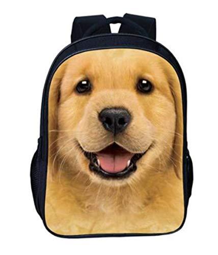 Schultaschen Tiere gedruckt 16-Zoll-Rucksack -