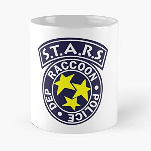 Umbrella Corp Corporation Resident Evil 1 2 3 4 5 6 7 Best 11 oz Kaffee-Becher - Tasse Kaffee Motive