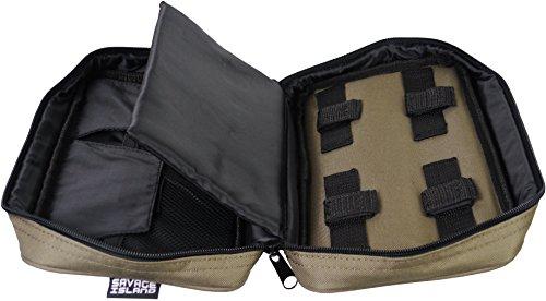 Savage Island Angel Bissanzeiger Buzzer Tasche und Angelruten Auflagen - 204