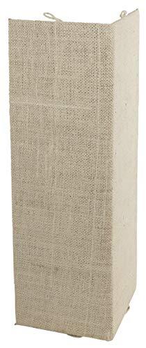 Kerbl 81558 Sisal Kratzbrett Kevin, 100 x 56 cm, beige