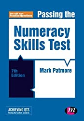 Passing the Numeracy Skills Test (Achieving QTS Series)