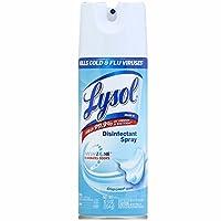 Lysol Disinfectant Spray - Crisp Linen 12. 5 Oz. (Pack of 2)