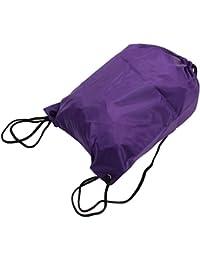 Tradico® Gym Bags Sports Bag Gym Bag Backpack Bag Bag 7 Colors Purple L6X3
