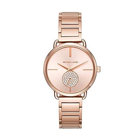 Michael Kors Damen-Uhren MK3640