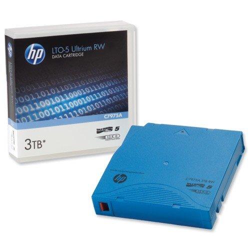 HP C7975A 3 TB, LTO - 5 Ultrium Datenkassette (Lesen/Schreiben