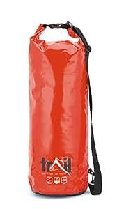 Trail, sacca 100% impermeabile per sport acquatici, da 40litri, con tracolla