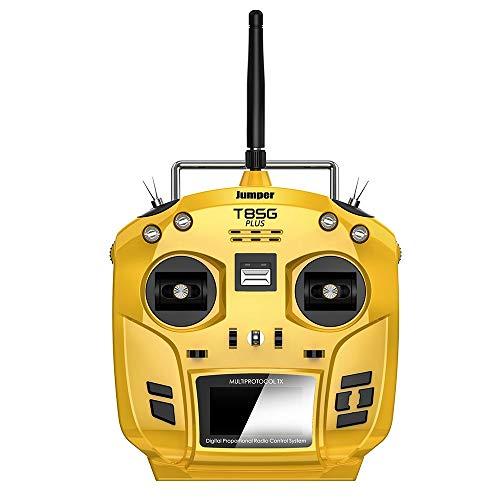 Calvas Jumper T8SG V2 Plus Hall Gimbal 12CH Multi-Protokoll-Abweichung CC2500 NRF24L01 A7105 CYRF6936 OLED-Transmitter für Flysky FRSKY - Proprietäre Modul