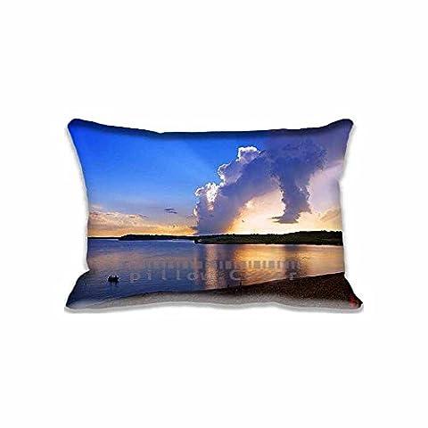 Digital Print Decorative Home Pillow Cushion Covers Sofa Chair Seat