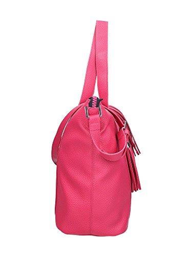 LIU JO EUBEA SHOPPING BAG - N16065E0086 pink, pink