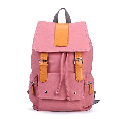Coreano Moda Ladies Shoulder Bags/Borsa College Di Studenti Vento/Viaggio Zaino-A D