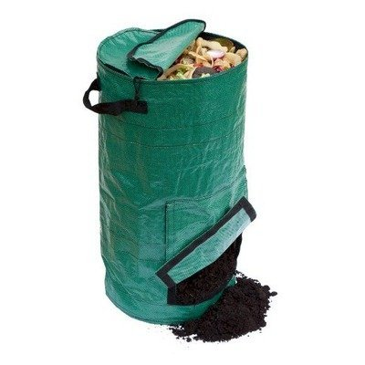 COMPOSTEUR - COMPOST JARDIN - JARDINERIE -SAC A COMPOST - 265 (Giardino Composter)