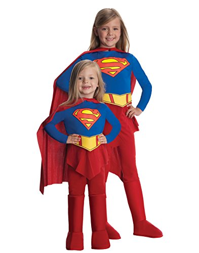 Rubies Costume Co 7127 DC Comics Supergirl Kinderkost-m Kleinkind-Boys 2-4