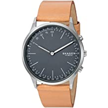 (Renewed) Skagen Analog White Dial Men's Watch - SKT1200