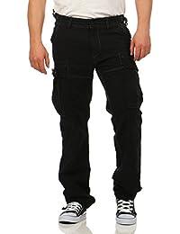 Jet Lag Herren Cargo Hose 17-275 Straight-Leg Comfort Fit