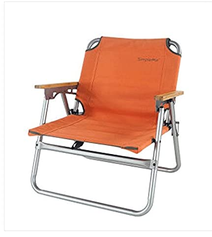 Outdoor Portable Folding Chair  Camping BBQ Chairs  Bamboo Wind Series Of Thin Chairs ( Color : #2