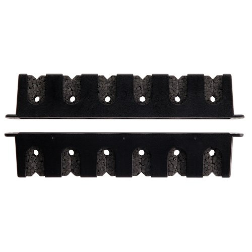 Berkley BAHRR HORIZONTAL 6 Angelrute RACK - Media-wand-lagerung