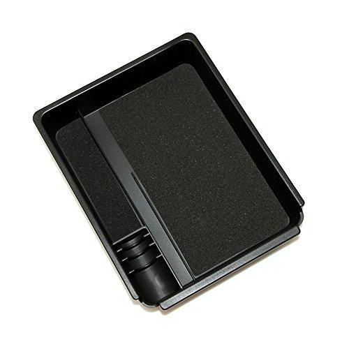 Preisvergleich Produktbild 9 MOON® Umweltfreundliche Aufbewahrungsbox aus Kunststoff für die Armlehne, passend für Volkswagen VW Tiguan 2010-2015