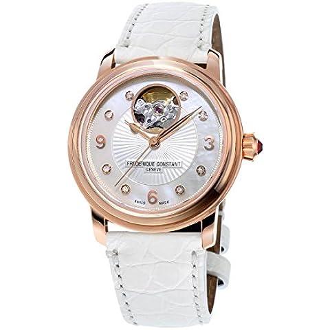 Frederique Constant Orologio Automatico Woman Ladies 34 mm - Womens Diamante Orologio Automatico