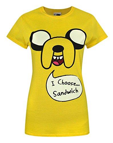 Damen - Official - Adventure Time - T-Shirt (M)