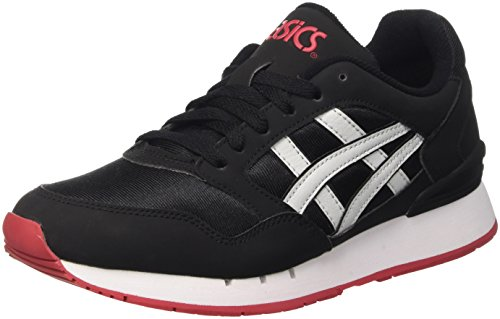 Asics Gel-Atlanis, Scarpe Running Unisex – Adulto Nero (Black/Soft Grey)