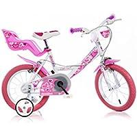 Dino 164RN - Bicicletta serie 24 Little Heart 16 ''