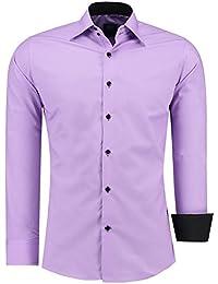 Camisa, estilo elegante, polo, corte ajustado, talla S M L XL XXL R-