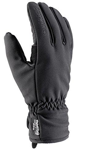 viking Multifunktions Handschuhe Herren mit Thinsulate Isolierung und WINDLOCKER Membrane - für Wanderungen, Langlauf, Radfahren - Bergen, 08 grau, 8