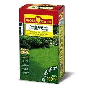 Wolf LP 100 Premium-Rasen »Schatten & Sonne« 100qm 2kg