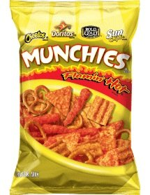 MUNCHIES® FLAMIN' HOT® Snack Mischung