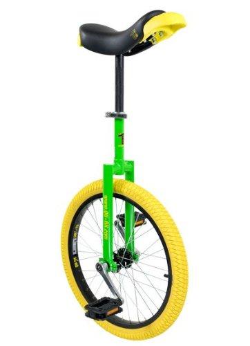 Monocycle LUXUS Vert 20 pouces 50cm