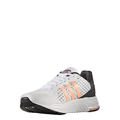 adidas Cloudfoam Flyer W, chaussure de sport femme Bianco ( Ftwbla/Brisol/Negbas)
