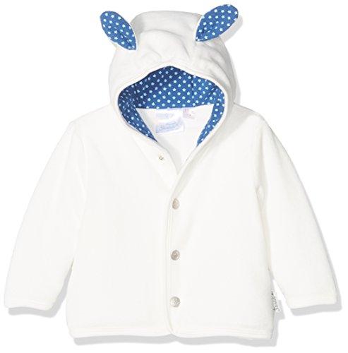 Sterntaler Veste à capuche Nicki Stanley pour bébés, Âge: 0-2 Mois, Taille: 50, Magenta