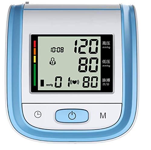 Monitor automático presión arterial muñeca Medidor