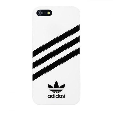 adidas Originals Hard Case iPhone 5/5S weiß/schwarz