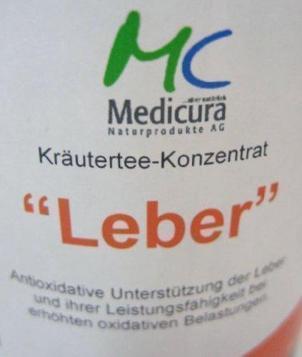 Leber-konzentrat (Kräutertee-Konzentrat -Leber - 500ml)