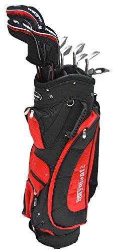 Voit Herren Baymont II Golf Set-SCHWARZ
